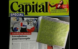 Amperiance dans le magazine Capital