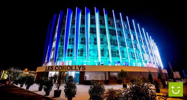 Les corollys, bureaux professionnels à Montpellier