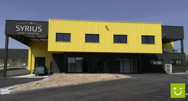 amperiance électricité Syrius Solar Industry Montpellier
