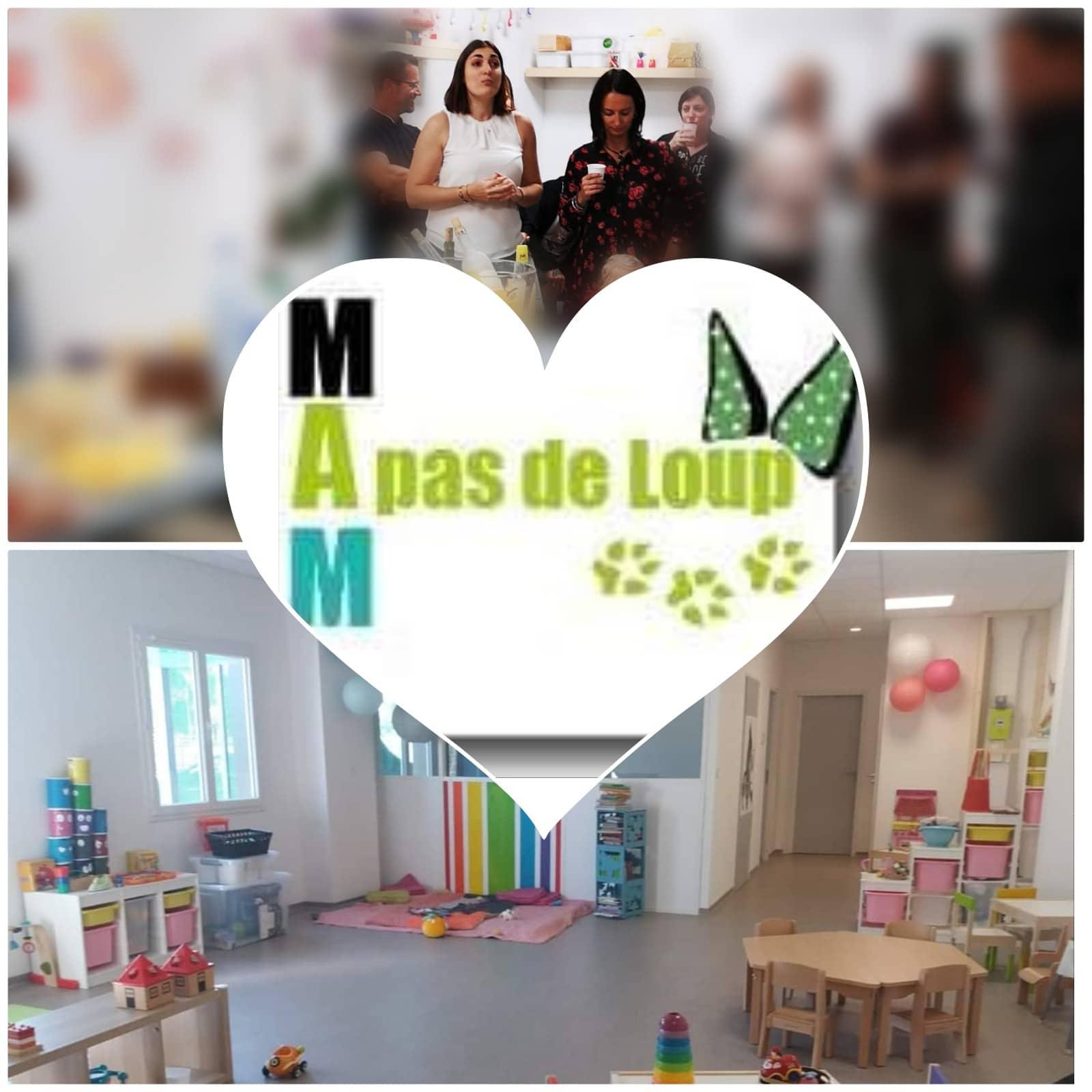 Maison Assistantes Maternelles amperiance lavérune