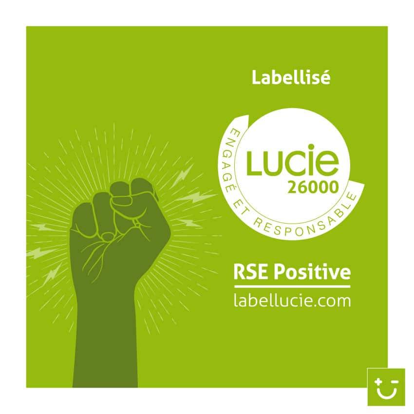 amperiance électricité rse label lucie