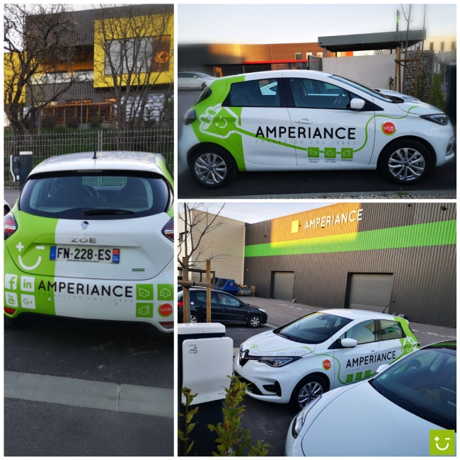 amperiance electricite generale montpellier voiture electrique label lucie