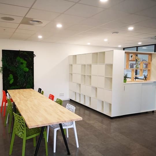 aménagement bureaux amperiance montpellier
