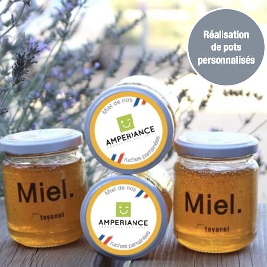 amperiance partenariat ruche abeille